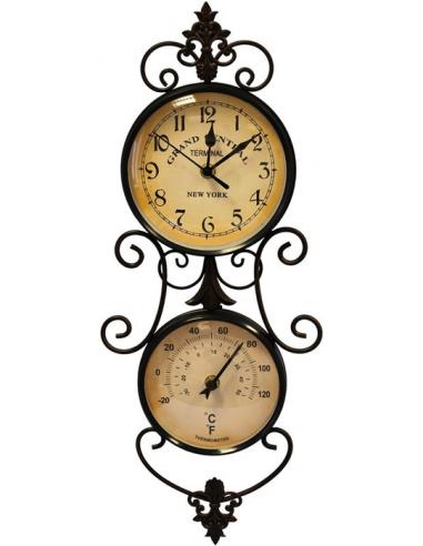 Nástenné hodiny zdobené H69467