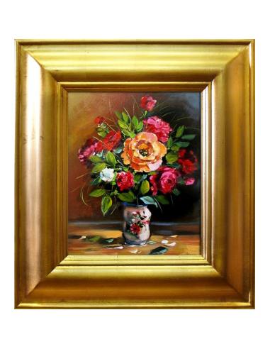 Obraz kytica ruží