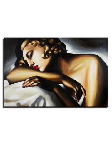Tamara de Lempicka - Spáč