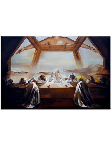 Obraz Salvador Dalí - Sviatosť...