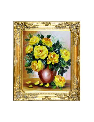 Obraz - Žlté ruže