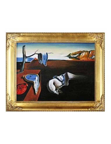 Obraz Salvador Dalí - Vytrvalosť pamäte