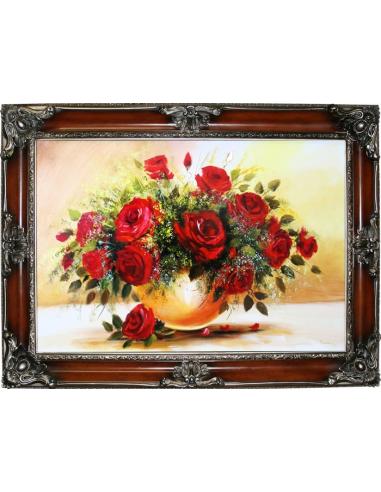 Obraz - Kytica červených ruží