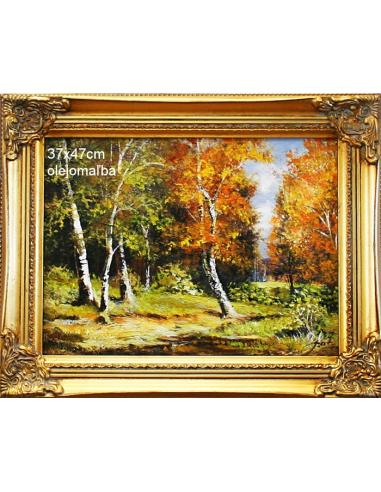 Obraz Ivan Ivanovič Šiškin - Les pred...