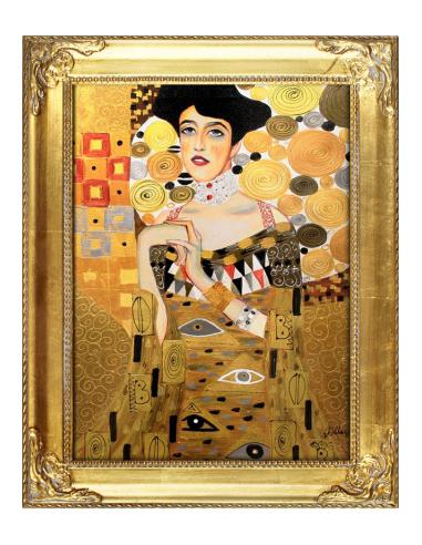 Obraz Gustav Klimt - Adele Bloch-Bauer