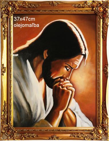 Obraz - Modlitba