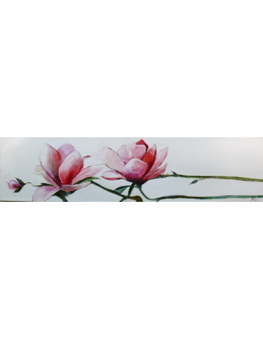 Obraz - Kvety magnólie