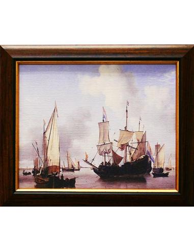 Willem van de Velde mladší - Lode...