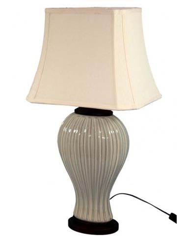 Stolová lampa svetlá S83944