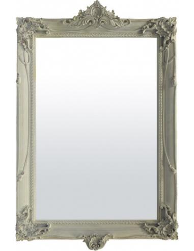 Zrkadlo v svetlom ráme Z66796