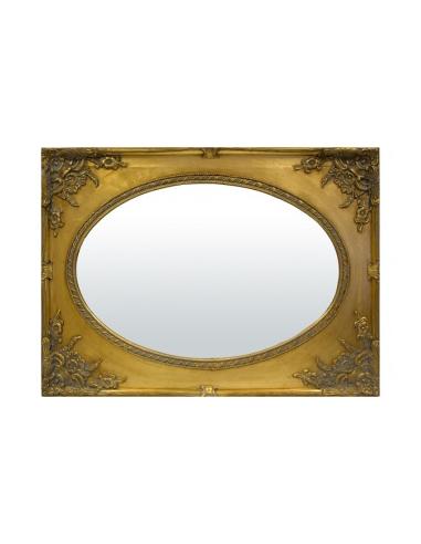 Zrkadlo v zlatistom ráme Z47590